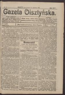 Gazeta Olsztyńska, 1911, nr 4