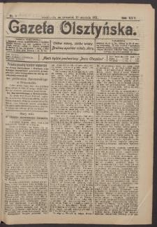 Gazeta Olsztyńska, 1911, nr 8