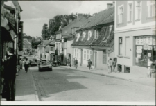 Ulica Warszawska w Mrągowie. [4]