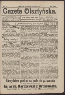 Gazeta Olsztyńska, 1911, nr 24