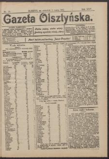 Gazeta Olsztyńska, 1911, nr 26