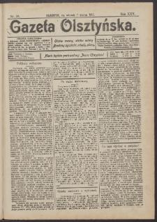 Gazeta Olsztyńska, 1911, nr 28