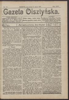 Gazeta Olsztyńska, 1911, nr 30