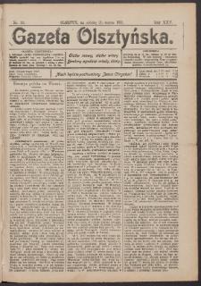Gazeta Olsztyńska, 1911, nr 36