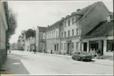 Ulica Królewiecka w Mrągowie. [4]