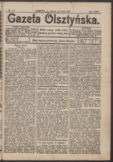 Gazeta Olsztyńska, 1911, nr 60
