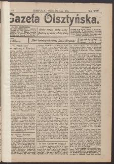 Gazeta Olsztyńska, 1911, nr 64