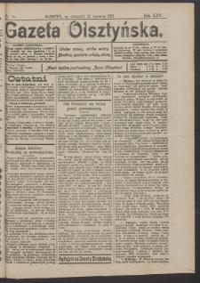 Gazeta Olsztyńska, 1911, nr 76