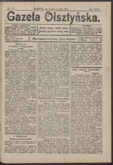 Gazeta Olsztyńska, 1911, nr 78