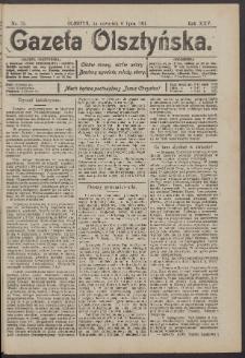 Gazeta Olsztyńska, 1911, nr 79