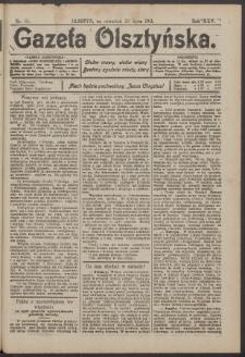 Gazeta Olsztyńska, 1911, nr 85