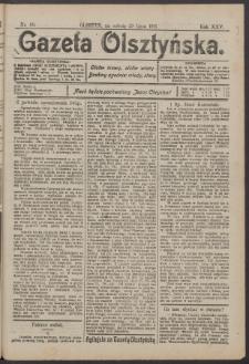 Gazeta Olsztyńska, 1911, nr 89