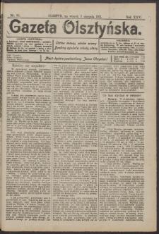 Gazeta Olsztyńska, 1911, nr 93