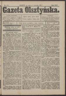 Gazeta Olsztyńska, 1911, nr 107