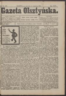Gazeta Olsztyńska, 1911, nr 109