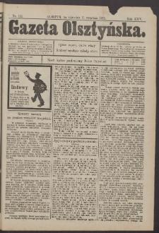 Gazeta Olsztyńska, 1911, nr 112