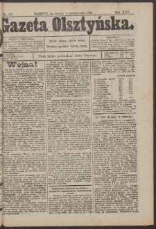 Gazeta Olsztyńska, 1911, nr 117