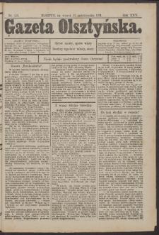Gazeta Olsztyńska, 1911, nr 123