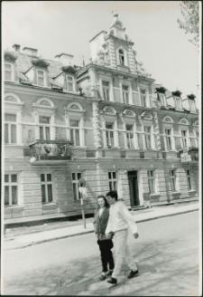 Ulica Królewiecka w Mrągowie. [6]