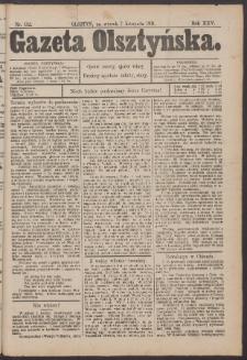 Gazeta Olsztyńska, 1911, nr 132