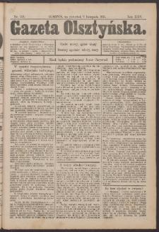 Gazeta Olsztyńska, 1911, nr 133