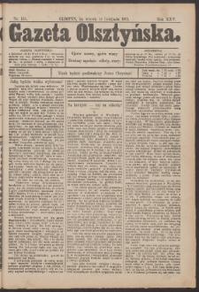Gazeta Olsztyńska, 1911, nr 135
