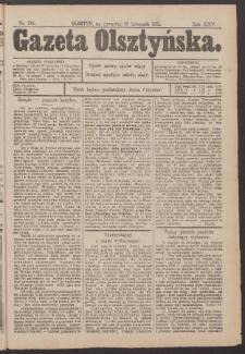 Gazeta Olsztyńska, 1911, nr 136