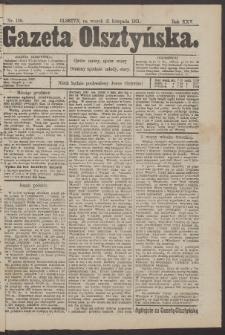 Gazeta Olsztyńska, 1911, nr 138