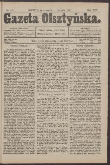 Gazeta Olsztyńska, 1911, nr 142
