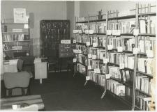 [Nowo otwarta biblioteka w Idzbarku]
