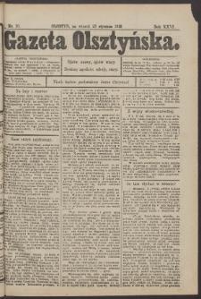 Gazeta Olsztyńska, 1912, nr 10