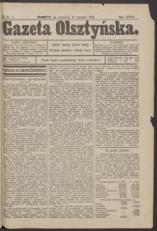 Gazeta Olsztyńska, 1912, nr 11