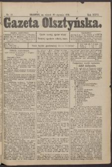 Gazeta Olsztyńska, 1912, nr 13