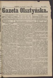 Gazeta Olsztyńska, 1912, nr 14