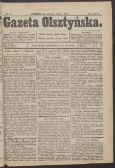 Gazeta Olsztyńska, 1912, nr 15