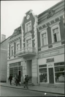 Kamienica na ulicy Warszawskiej w Mrągowie