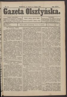 Gazeta Olsztyńska, 1912, nr 25