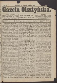 Gazeta Olsztyńska, 1912, nr 26