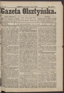 Gazeta Olsztyńska, 1912, nr 27