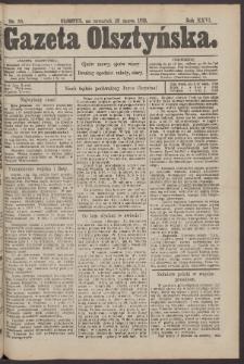 Gazeta Olsztyńska, 1912, nr 38