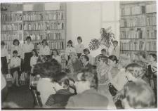 [Obchody Dnia Bibliotekarza w Miejskiej Bibliotece Publicznej w Lidzbarku Warmińskim. 4]