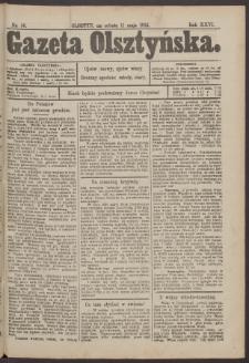 Gazeta Olsztyńska, 1912, nr 56