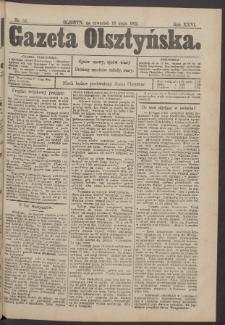 Gazeta Olsztyńska, 1912, nr 58