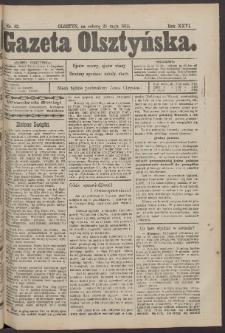 Gazeta Olsztyńska, 1912, nr 62