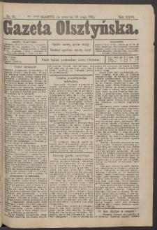 Gazeta Olsztyńska, 1912, nr 63