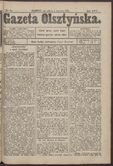 Gazeta Olsztyńska, 1912, nr 64