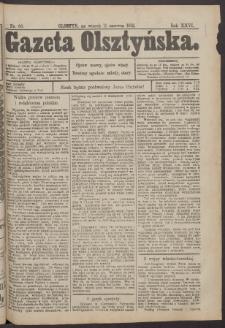 Gazeta Olsztyńska, 1912, nr 68
