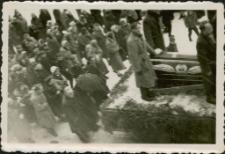 Pogrzeb senatora Tadeusza Młodkowskiego 1960. [2]
