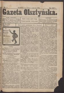 Gazeta Olsztyńska, 1912, nr 70