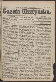 Gazeta Olsztyńska, 1912, nr 74